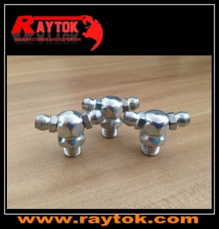 Two way type grease nipple 67.5Degree