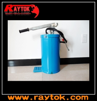 hand operated grease pump without wheel RT-GP101