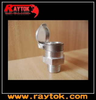 South American type grease oil cup