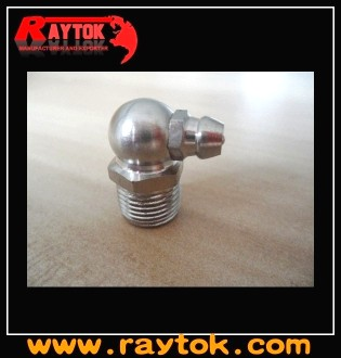 M12 stainless steel zerk fitting