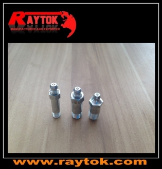 Grease fitting long type