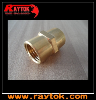 Brass femal coupling